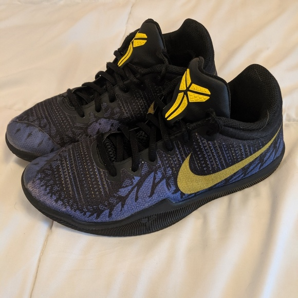 Nike Youth Mamba Rage Basketball Shoes